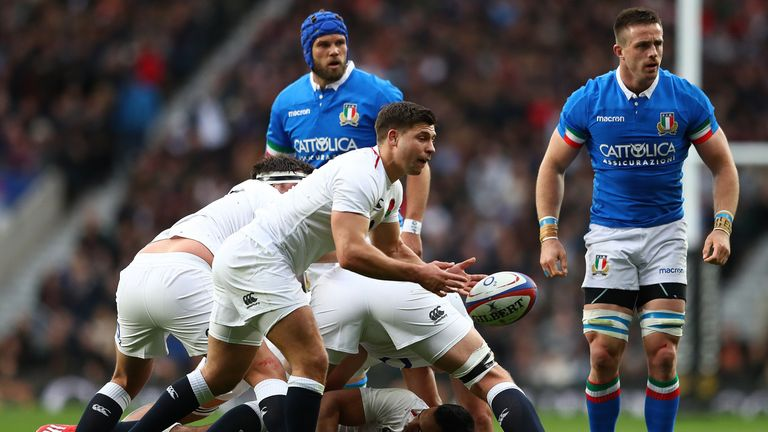 England and their Six Nations rivals would face promotion and relegation under the proposals