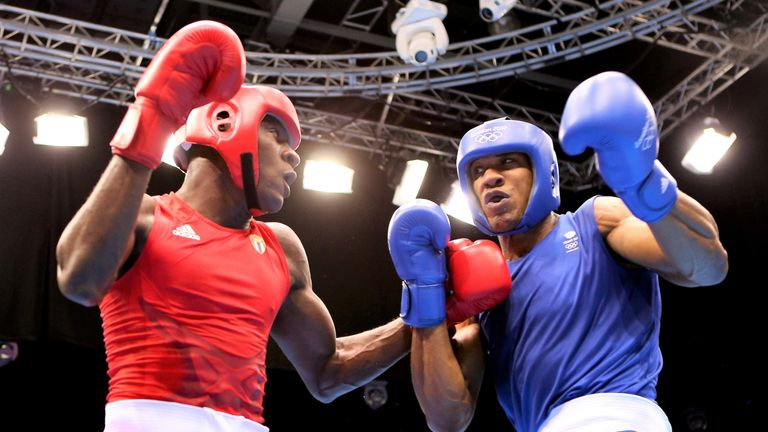 Erislandy Savon endured a slender decision loss to Anthony Joshua