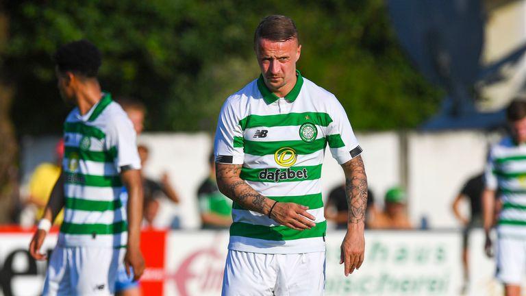 Celtic's Leigh Griffiths.