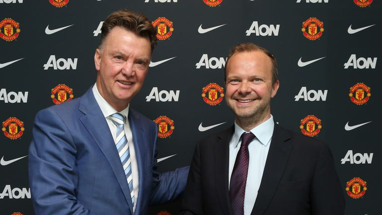 Louis Van Gaal To Blame For Man Utd Sacking, Not Ed