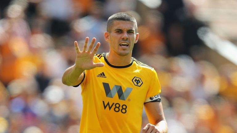 Coady is now Wolves captain