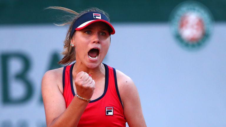 Sofia Kenin reached back-to-back semi-finals in Toronto and Cincinnati
