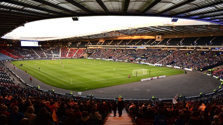 A reported £5m fee has been agreed for Hampden Park