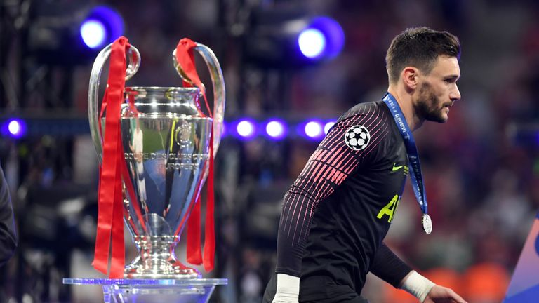 Hugo Lloris says Tottenham must be realistic in what they can achieve as a club
