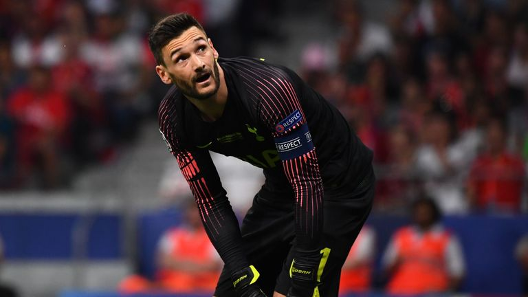 Hugo Lloris does not think Tottenham should abandon their philosophy after their Champions League defeat