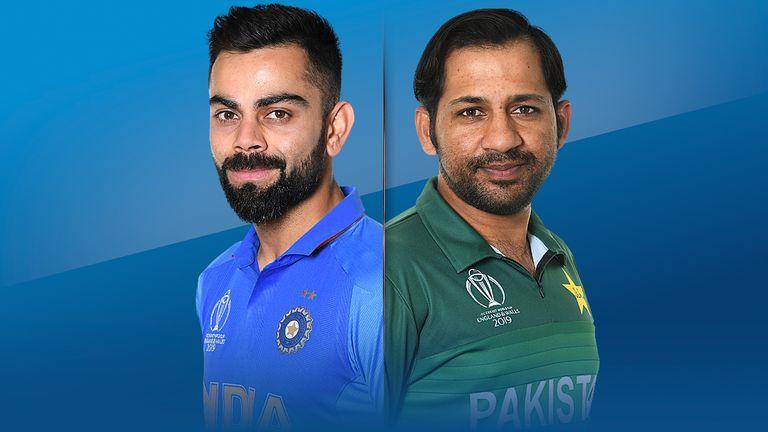 Cricket World Cup - India vs Pakistan