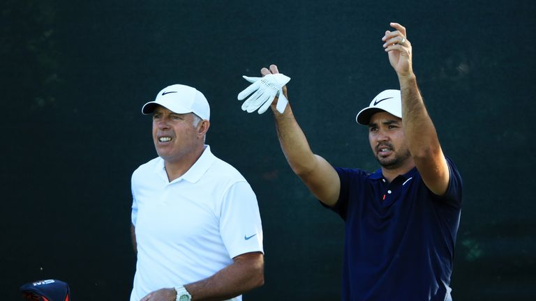 Jason Day has Steve Williams caddying for him at the US Open