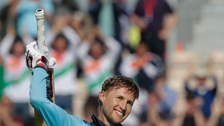 Joe Root impressed with bat and ball in Southampton