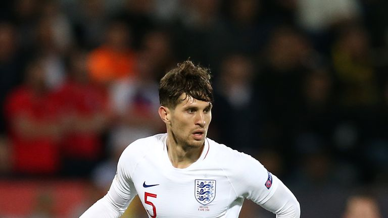 John Stones could be back after returning to the Manchester City side