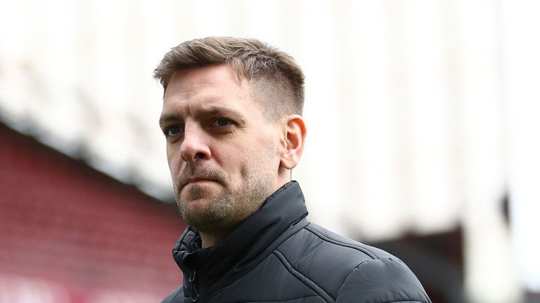 Jonathan Woodgate is enjoying his first season as a manager