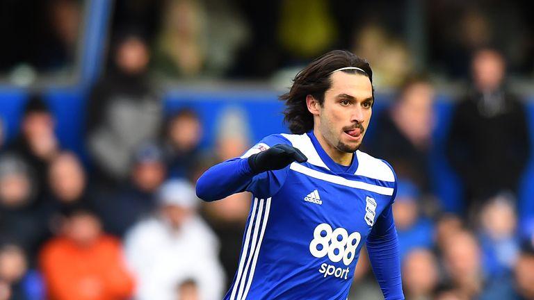 Villa sign Spanish winger Jota from rivals Birmingham