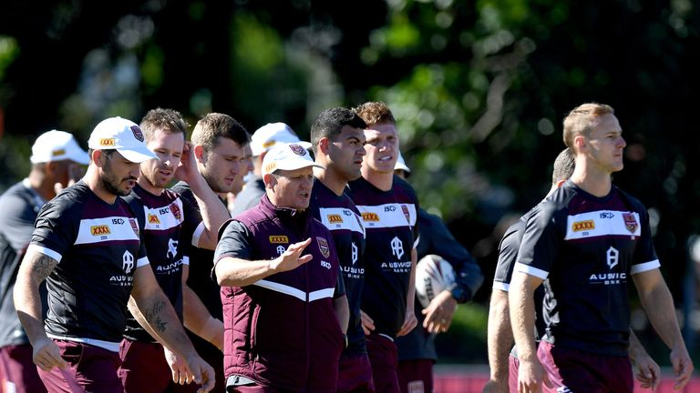 Queensland coach Kevin Walters' methods have come under scrutiny ahead of State of Origin