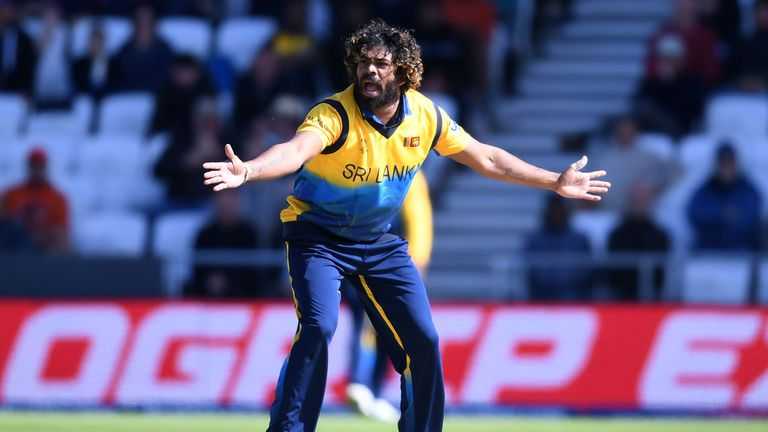 Lasith Malinga starred for Sri Lanka against England