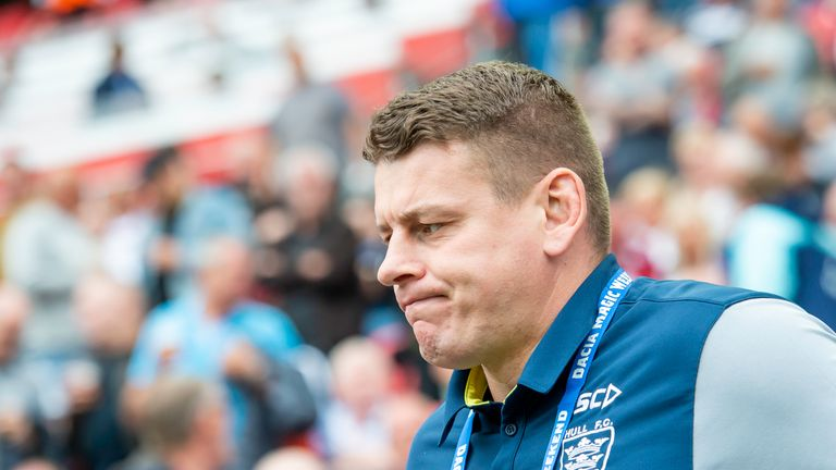Hull FC head coach Lee Radford has been backed by former player Jordan Rankin