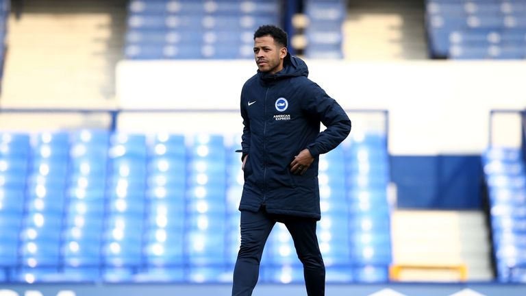 Liam Rosenior will remain in his roles at Brighton and Sky Sports