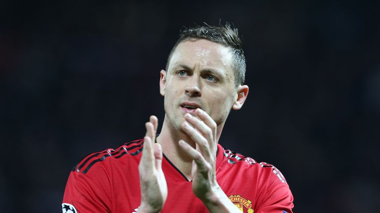 Matic played 38 games in all competitions during an unsuccessful campaign