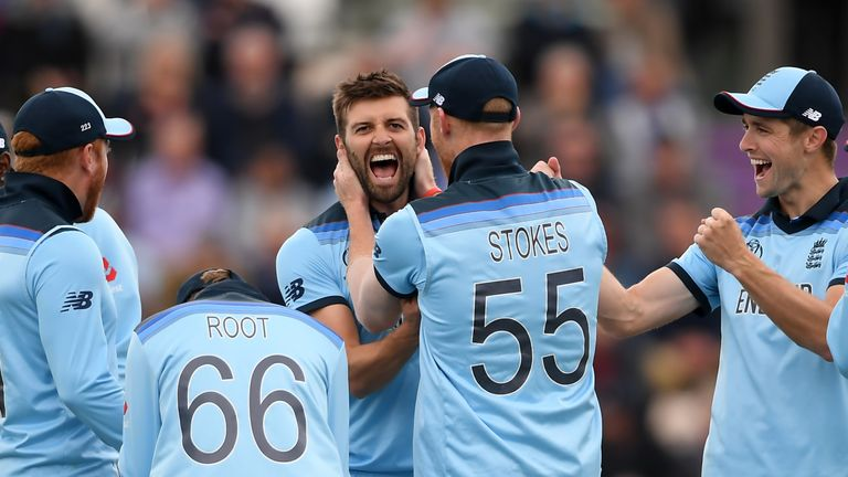 Mark Wood has taken 47 ODI wickets in 43 matches