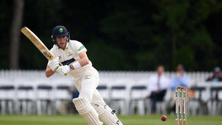 Marnus Labuschagne has been in impressive form for Glamorgan in the County Championship