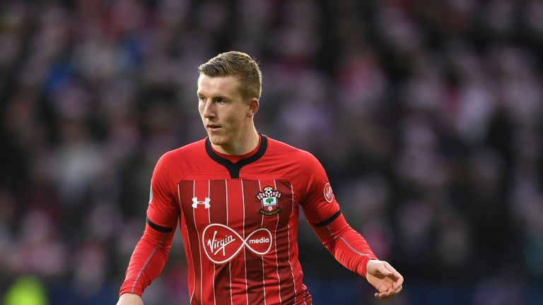 Matt Targett played 21 times for Southampton last season