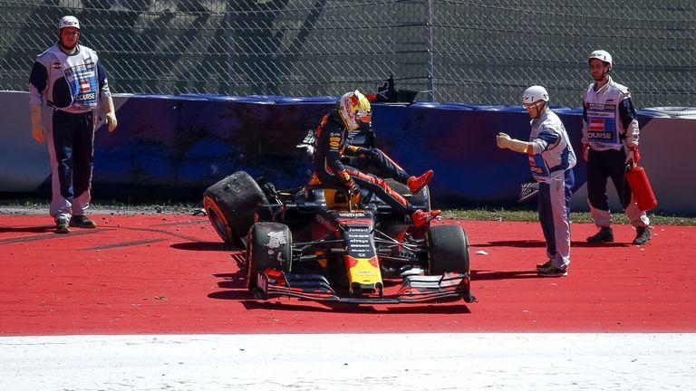 Austrian GP: Lewis Hamilton hails tough track after practice