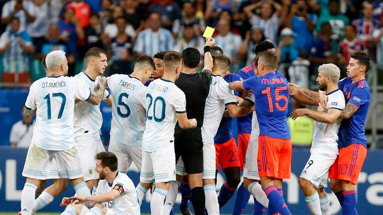 Messi Cuadrado