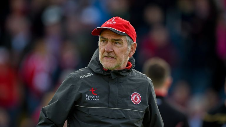 Mickey Harte's side have been given a tricky assignment