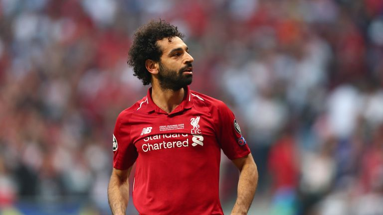 Mohamed Salah continues to be a popular choice for Fantasy Football managers