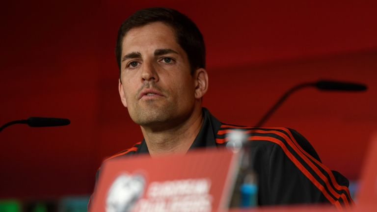 Former Spain boss Robert Moreno was sacked by Monaco at the weekend