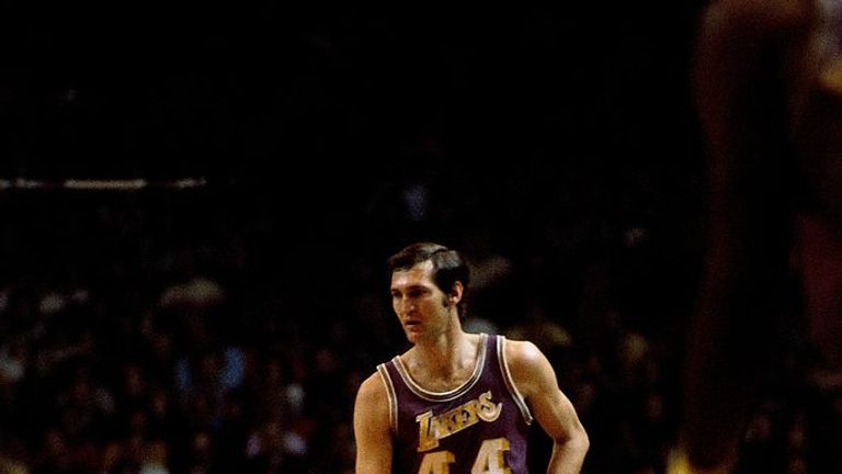 Jerry West won one title with the Lakers as a player