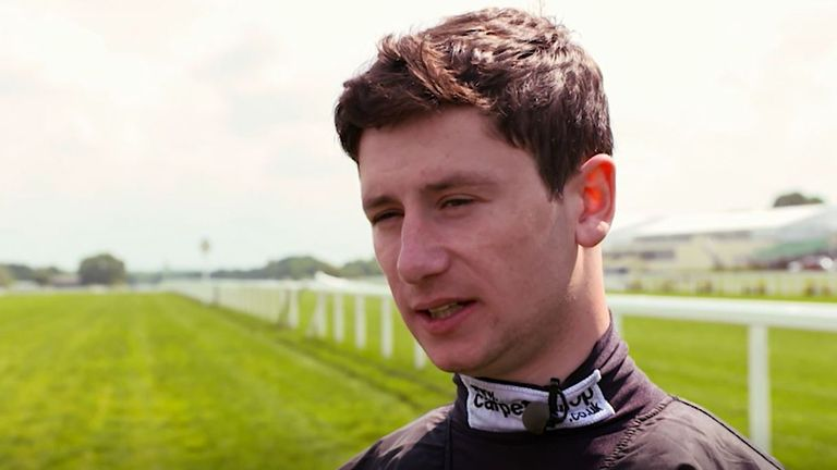 Osin Murphy tells Sky Sports Racing what it takes to ride the perfect race at Royal Ascot