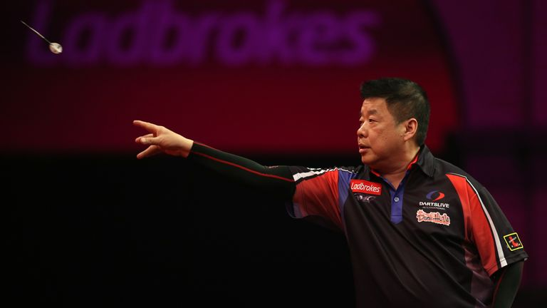 Paul Lim is Germany-bound for the 2019 World Cup of Darts in Hamburg