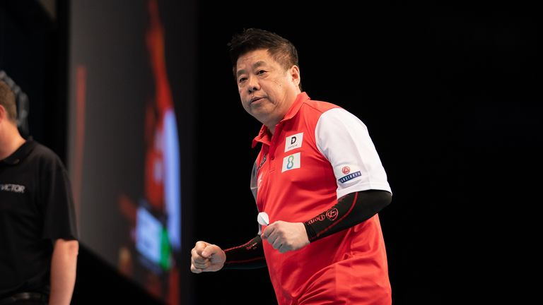 Paul Lim starred as Singapore caused a surprise in the first round at the World Cup of Darts - sending third seeds Wales crashing out