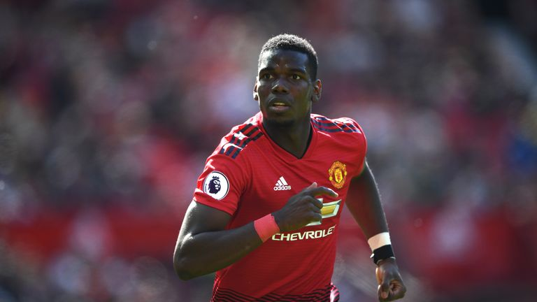 Pogba wants Champions League football after two trophyless seasons at Old Trafford