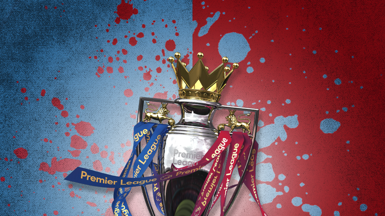 Who will get their hands on the Premier League trophy this season?