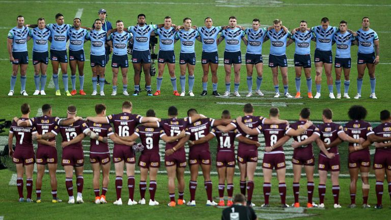 Queensland can regain the shield with a second win over NSW in the series