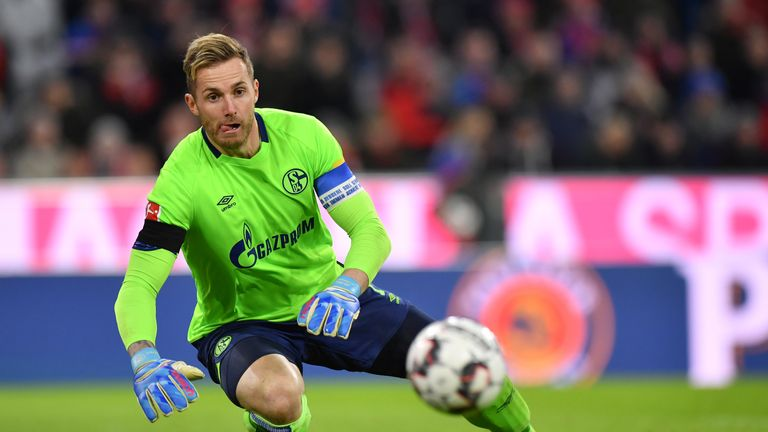 Fahrmann has been with Schalke since age 15