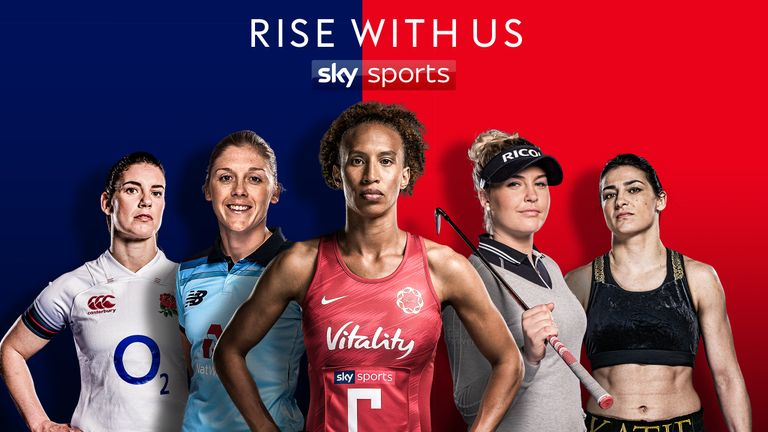 Vitality World Cup: Sky Sports Netball and Sky Sports