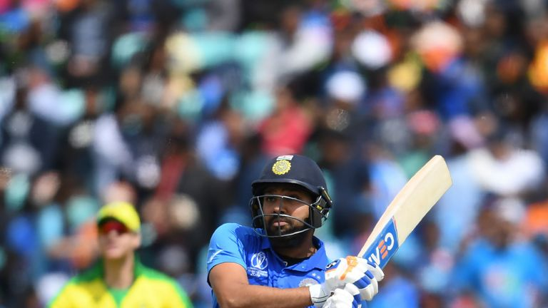 Rohit Sharma a class act, says Strauss