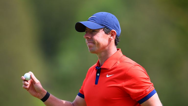 Rory McIlroy wins the Canadian Open to claim his 16th career PGA Tour title.