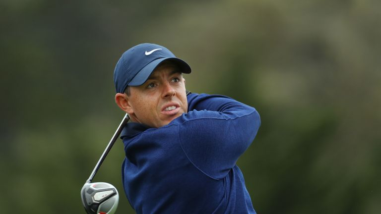 Rory McIlroy last won a major at the 2014 PGA Championship