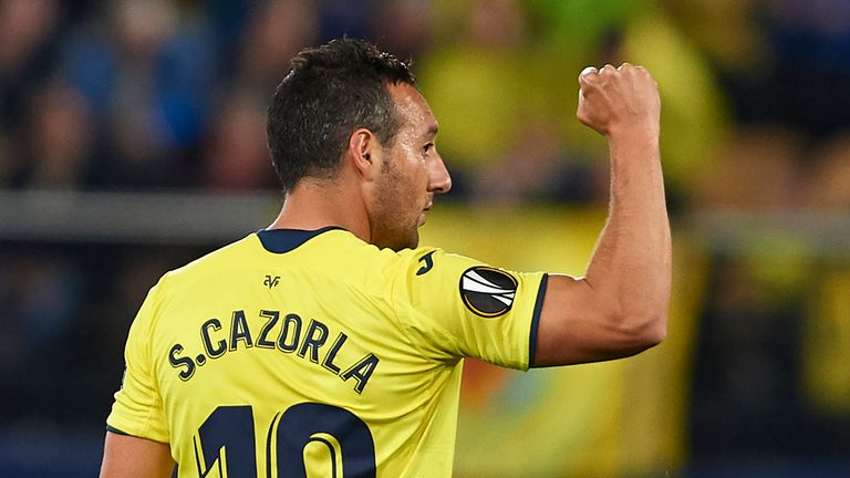 Santi Cazorla is in the Spain squad for the first time since November 2015