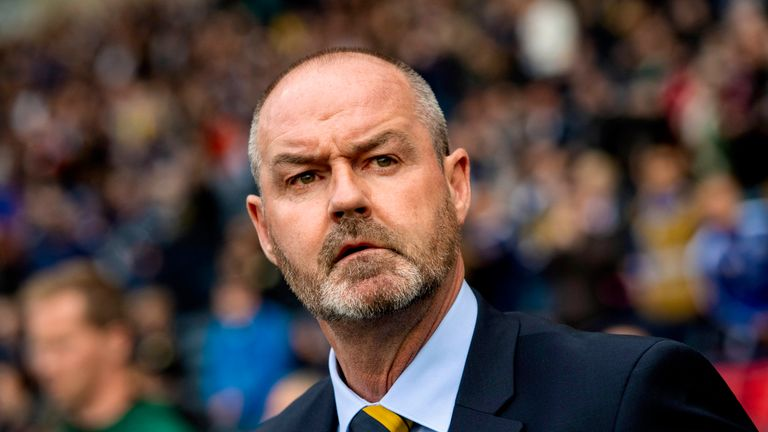 Steve Clarke says Scotland owe it to their fans to try win all of their remaining games