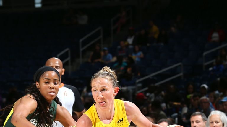 WNBA Report Card: Seattle and Chicago flying high as New York and Atlanta struggle | NBA News | Sky Sports