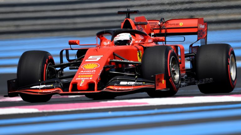 French GP: Ferrari introduce updates amid 'silver bullet' speculation
