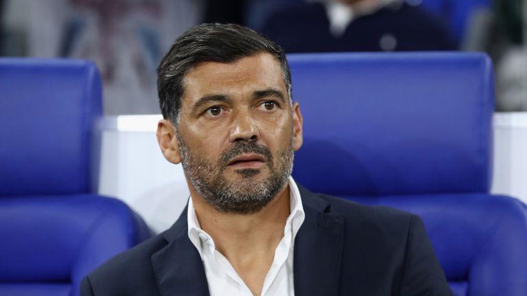 Porto boss Sergio Conceicao