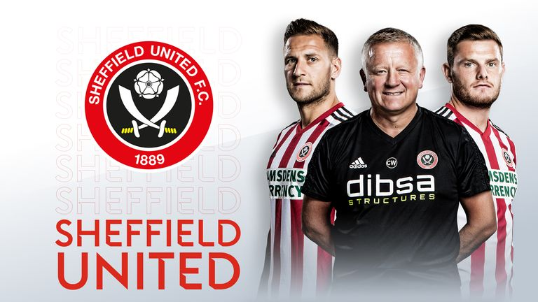 2019/20 PREMIER LEAGUE FIXTURES - SHEFFIELD UNITED