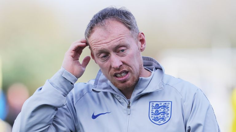 Steve Cooper had an impressive spell in charge of England U17s