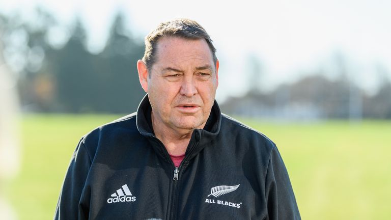 Steve Hansen responded to some comments from a Stuart Barnes column this week