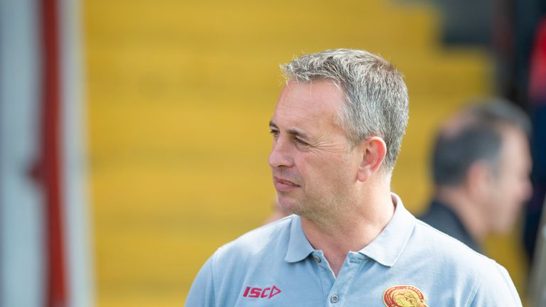 Catalans are looking to extend Steve McNamara's contract