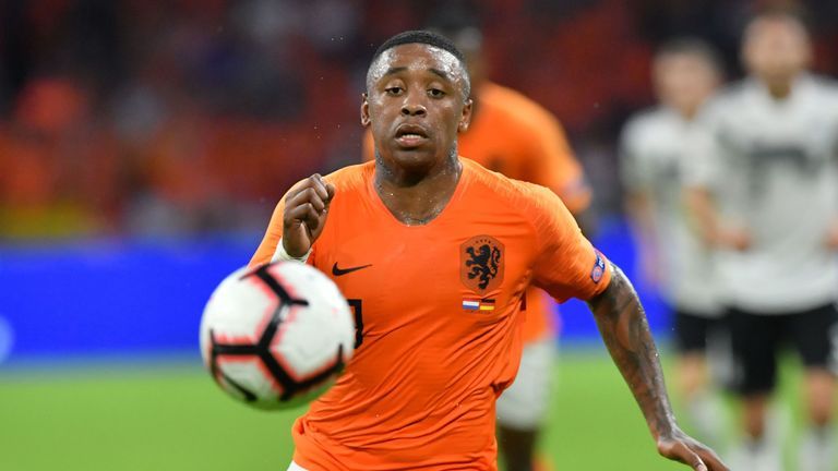 Steven Bergwijn will be one to watch for the Netherlands